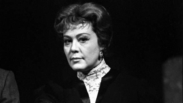 Умерла популярная советская актриса