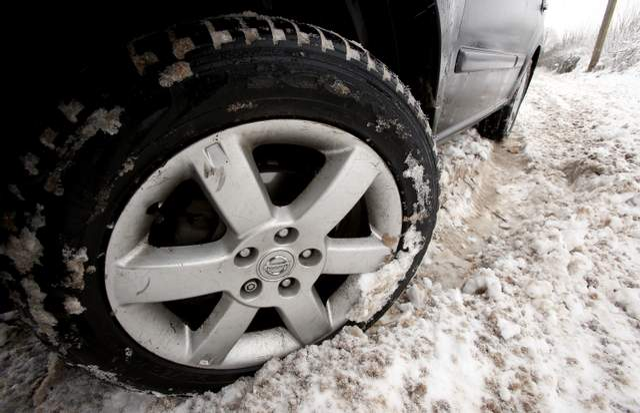 Скоро зима: как выбирать зимние шины