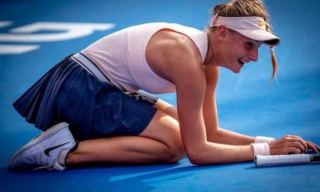 18-летняя украинка Ястремская вышла в финал турнира в Гонконге, Свитолина снова проиграла
