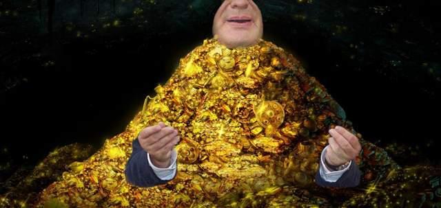 Целый иконостас олигархов вошел в клуб миллиардеров благодаря железной руде, – Лещенко