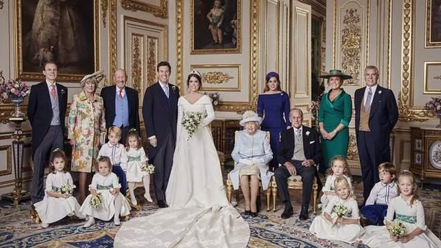 Закулисье королевской свадьбы: принцесса Евгения опубликовала волшебное фото