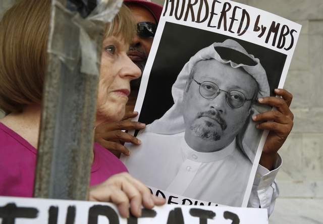 К исчезновению журналиста Хашкаджи причастен охранник саудовского принца, – NYT