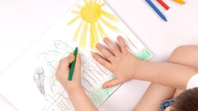 Как цвета влияют на психику ребенка