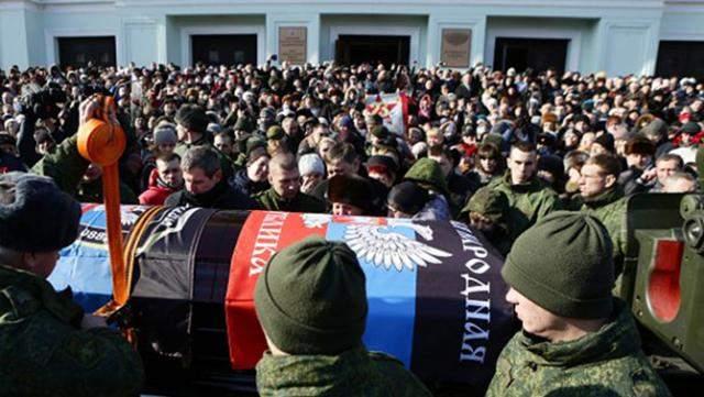 Ситуация на Донбассе: боевики понесли существенные потери
