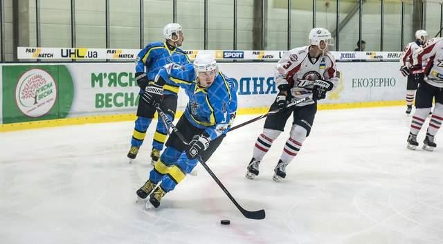 «Днепр» минимально обыграл «Донбасс», «Динамо» вырвало победу у «Ледяных Волков»