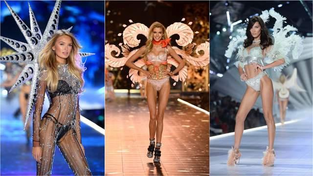 Грандиозное шоу Victoria's Secret: самые яркие фото с показа новой коллекции