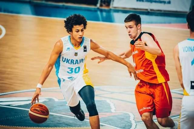 Выбранный на драфте НБА баскетболист приедет в сборную Украины