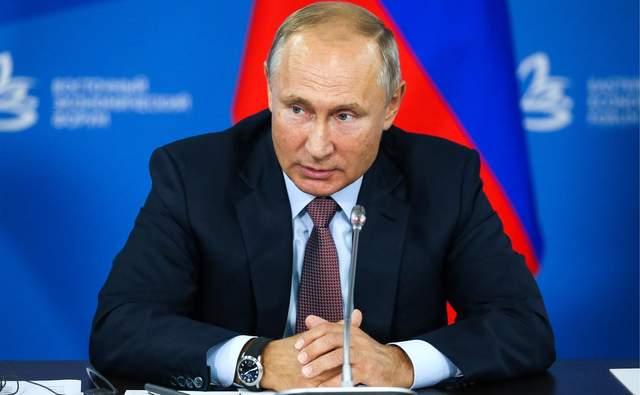 Путин попался на лжи относительно закона о статусе Донбасса