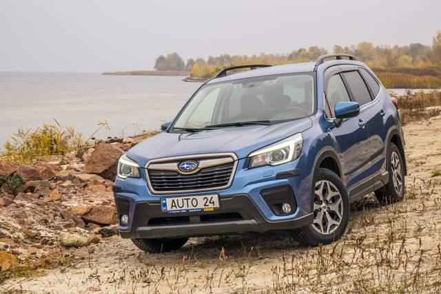 Тест-драйв Subaru Forester: больше комфорта и безопасности