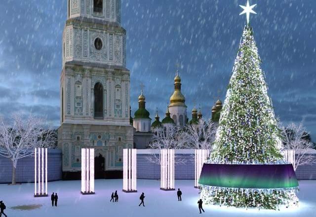 Когда засветят главную новогоднюю елку 2019 года в Киеве: известна дата