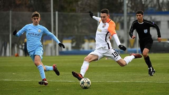 «Шахтер» сыграл вничью с «Хоффенхаймом» в Юношеской лиге УЕФА и покинул турнир