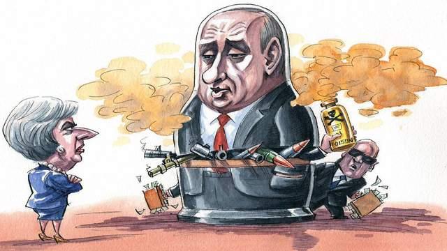 «Большая война за маленький проход»: реакция мира на агрессию России в Азовском море