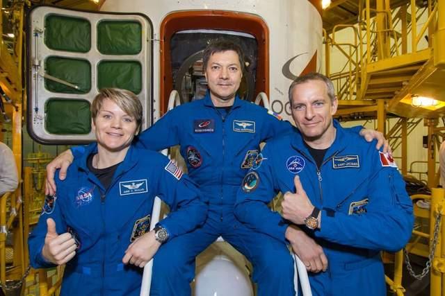 Экипаж «Союз МС-11» перешел на МКС