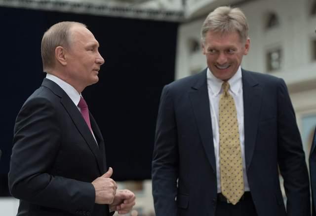 Это не поле нашего внимания: У Путина делают вид, что не знают о захваченных украинских кораблях
