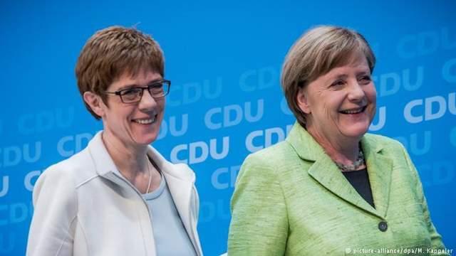 Жизнь после Меркель: кто возглавил Христианско-демократический союз