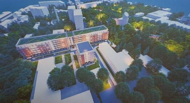 Как выглядит проект многоэтажек, которые во Львове построит Минобороны