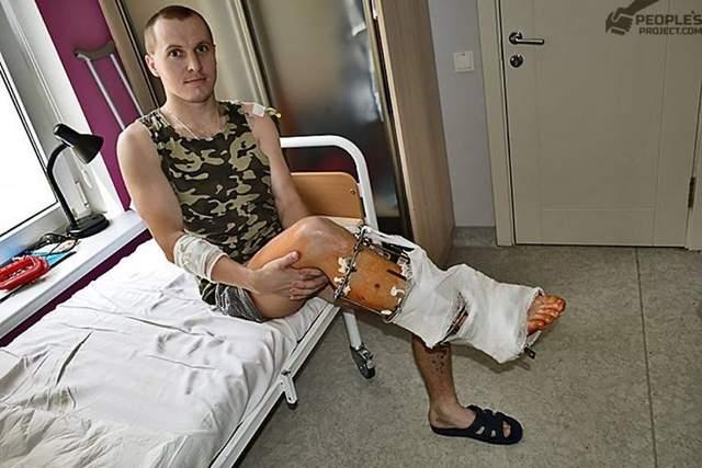 Требовали взятку от ветерана АТО с инвалидностью: детали истории