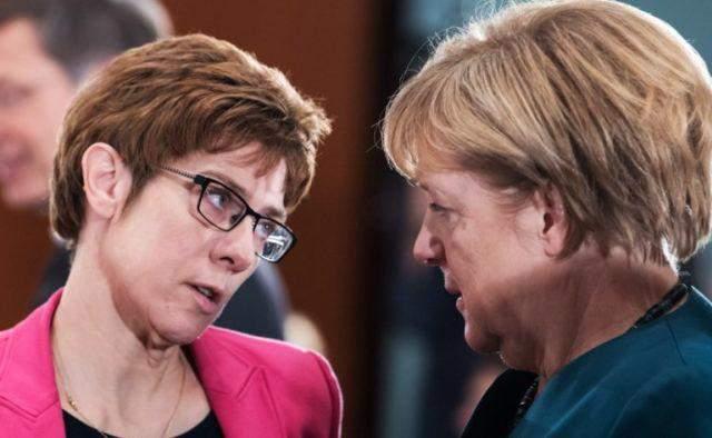 Преемница Меркель будет жестче ее во внешней политике, — Портников