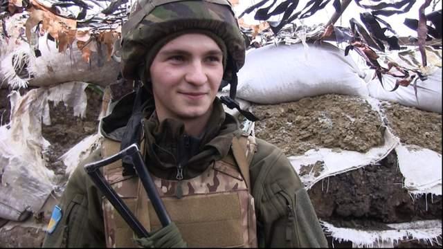 «Ежедневно видел врага в лицо»: впечатляющая история украинского воина из Луганской области