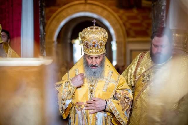 Глава УПЦ МП вернул патриарху Варфоломею свое письмо-приглашение на Объединительный собор