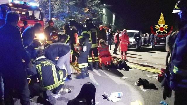 Смертельная давка в Италии: известно, есть ли среди пострадавших украинцы