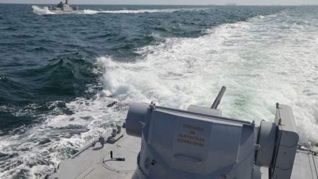 Один в море воин, или Оправданы ли намерения Турчинова отправить корабли в Керченский пролив