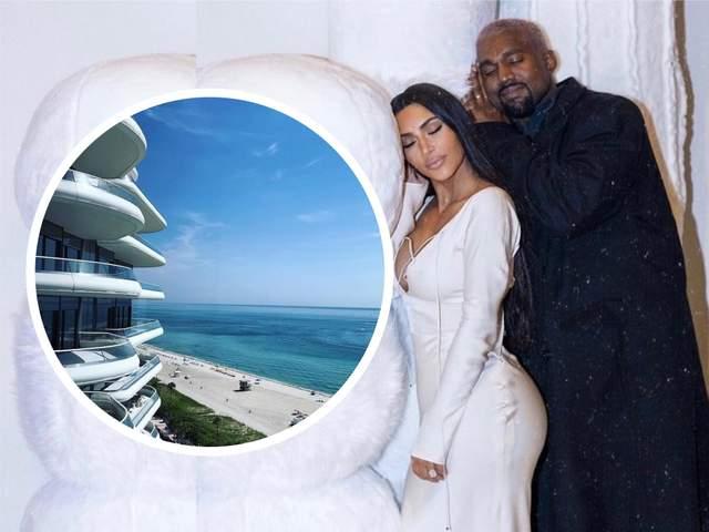Как выглядит новая квартира Ким Кардашян в Майами за 14 миллионов долларов: фото
