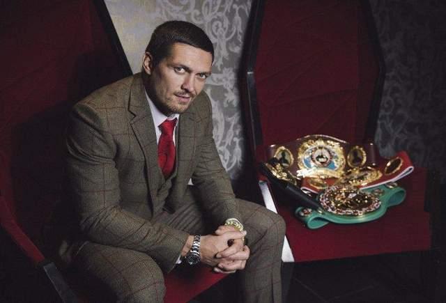 Усик и Ломачено в топ-5 лучших боксеров мира по версии BoxingScene