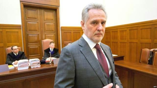 Прокуроры США должны изменить запрос об экстрадиции Фирташа после появления новых фактов