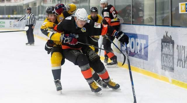 Хоккей: «Белый Барс» сенсационно обыграл «Кременчуг»
