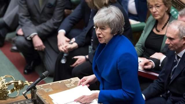 Мэй в парламенте произнесла речь о Brexit: основные тезисы