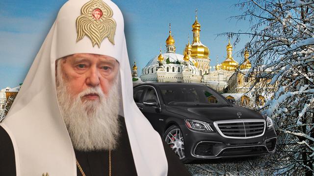 История Филарета: заслуги и грехи почетного патриарха ПЦУ