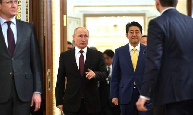 Путин заигрывает, чтобы получить влияние, – американские СМИ о Курилах, России и Японии