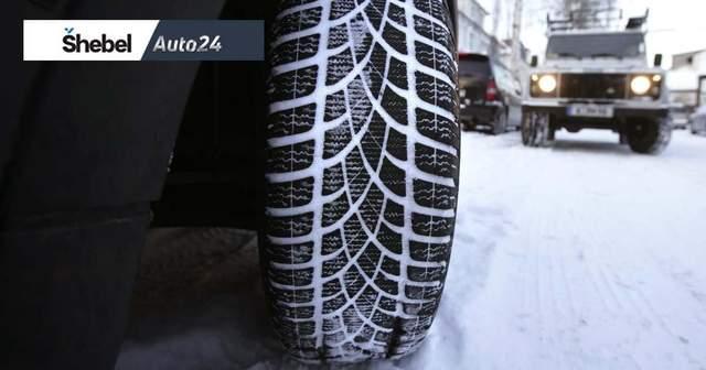Какие зимние шины лучше – узкие или широкие