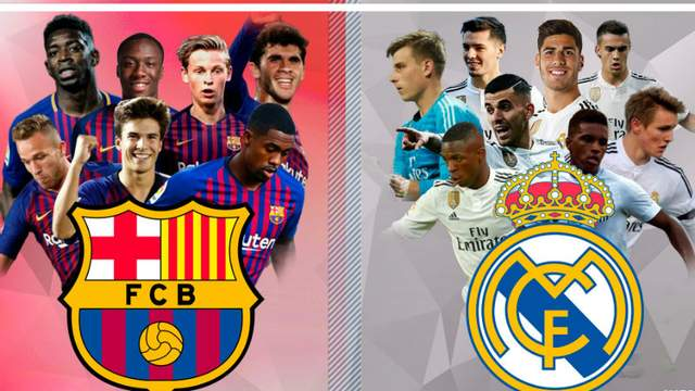 Ель Класіко майбутнього: Лунін, де Йонг, Дембеле, Вінісіус й інші молоді зірки Реала та Барселони