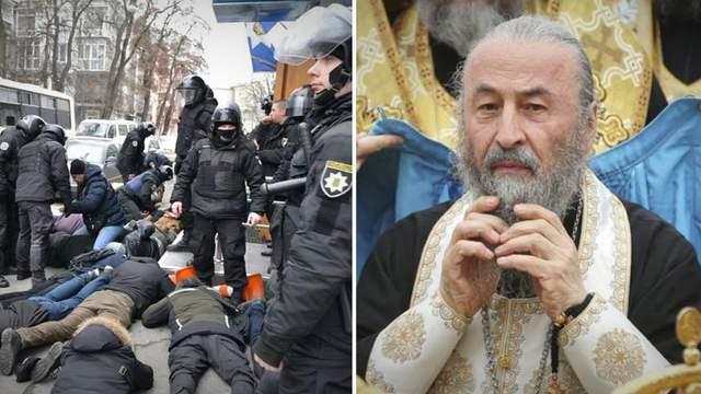 Главные новости 10 февраля: Последствия возгласа полиции «Ложись, Бандеры», угрозы священникам