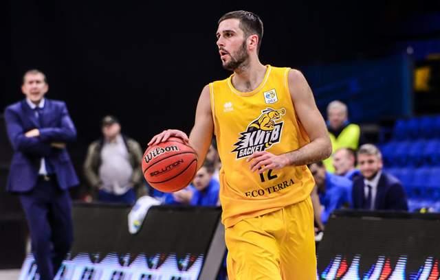 Впервые украинец стал лучшим баскетболистом месяца в Суперлиге Пари-Матч