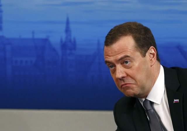 «Мы все равно будем идти своим путем»: Медведев заявил, что Россия не боится никаких санкций