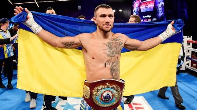 Официально: Ломаченко узнал соперника на бой в апреле