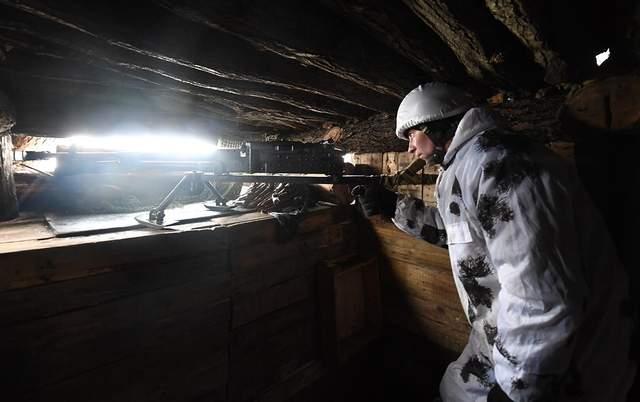 Ситуация на Донбассе: украинские войска и пророссийские боевики понесли потери