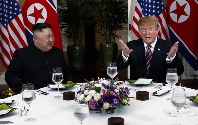 Второй саммит Дональда Трампа и Ким Чен Ына: итоги встречи