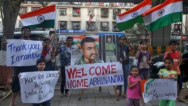 Власти Пакистана отпустили из плена пилота индийского истребителя