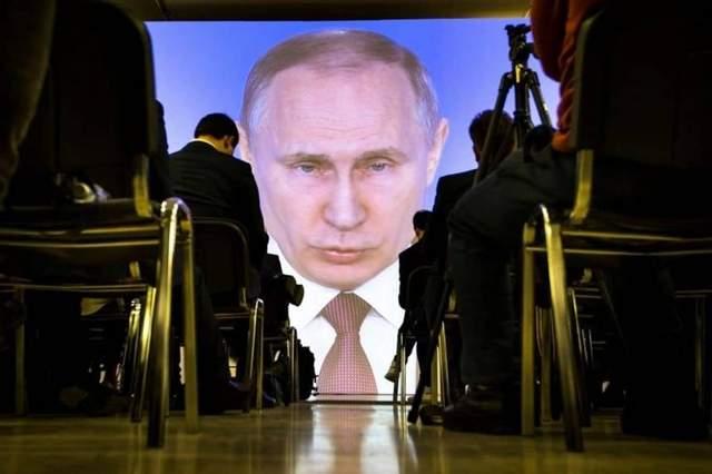 Информационная война Путина против Запада