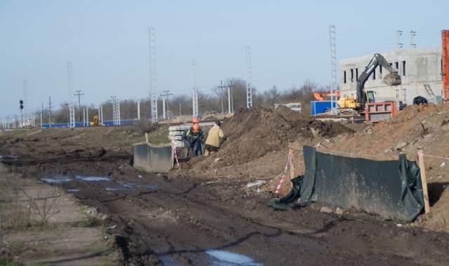 Строительство Крымского моста создало новые проблемы оккупантам: фото