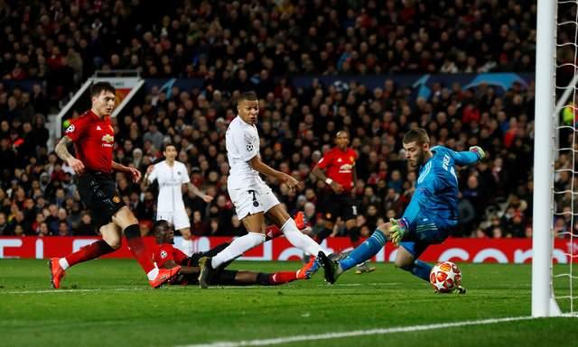 ПСЖ – Манчестер Юнайтед: прогноз букмекеров на матч Лиги чемпионов