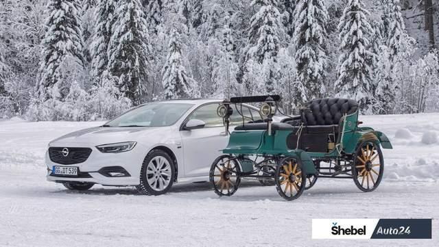 По ранжиру становись: как Opel линейку выстраивал
