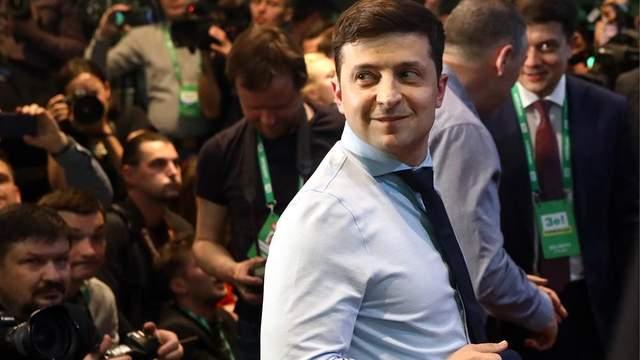 YouTube-канал Зеленського забирає гроші у ЗМІ, які показували інавгурацію (фото)