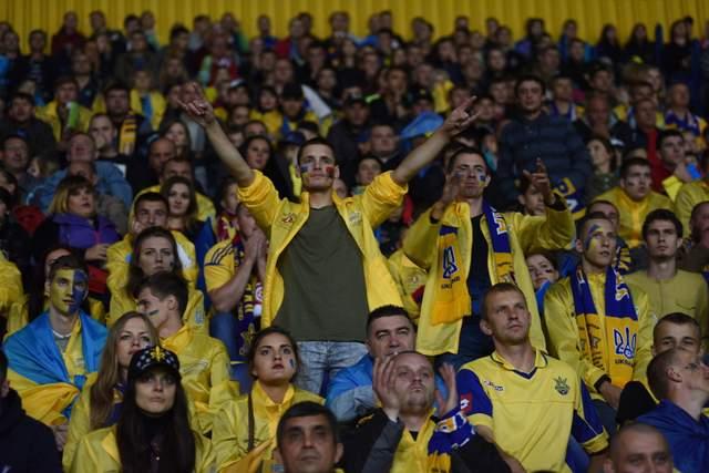 УАФ приостановила свободную продажу билетов на матч Евро-2020 между Украиной и Португалией