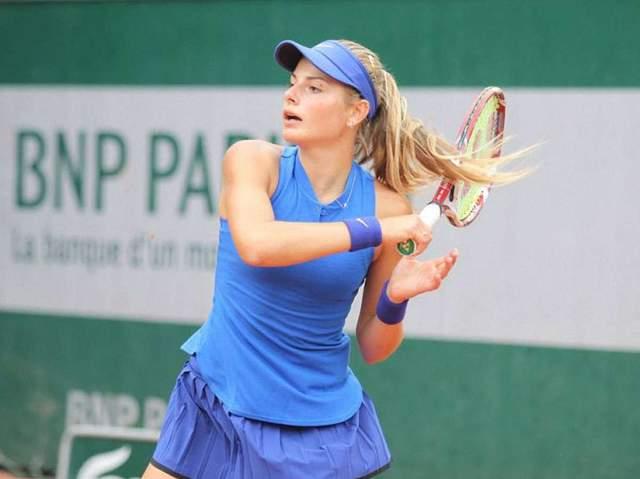 Украинка Завацкая второй раз в карьере вышла в четвертьфинал турнира WTA