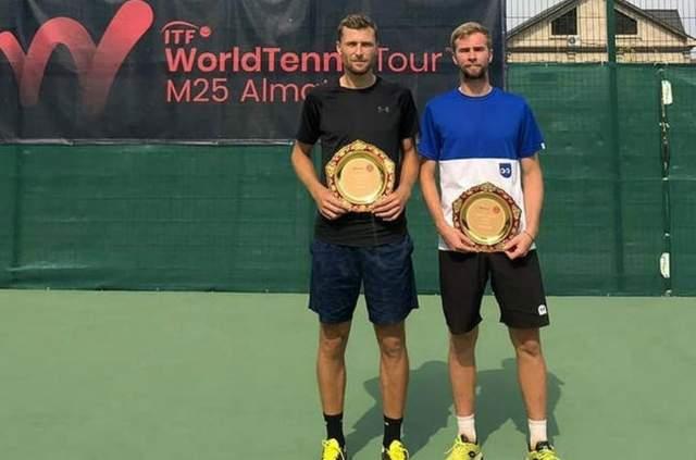 Украинский теннисист выиграл шестой турнир в сезоне